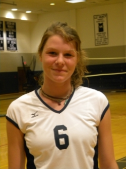 UMW Volleyball Falls in Four to Va. Wesleyan