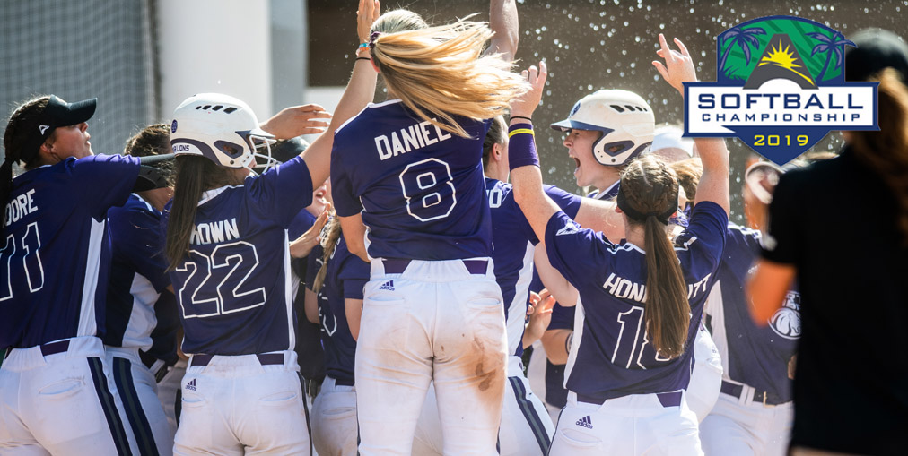 UNA Notches First @ASUNSoftball Victory; Advances to Face Top Seed Lipscomb