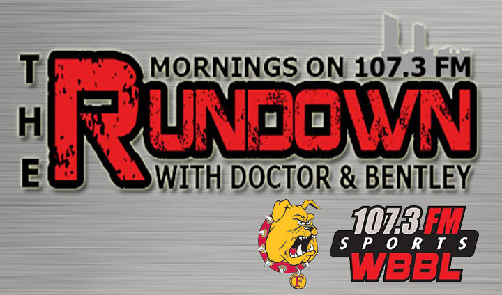 Ferris State Football To Be Featured Thursday Morning On WBBL Morning Show!