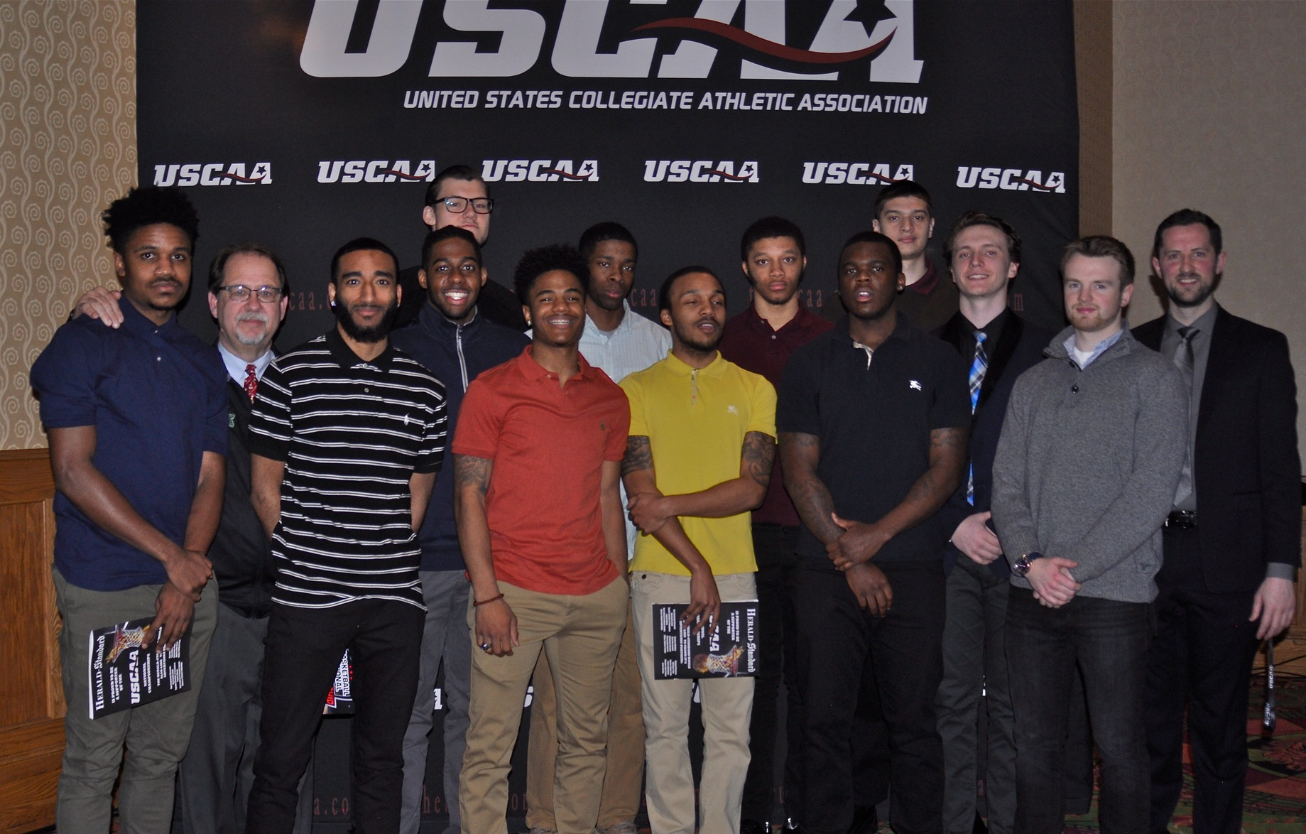 Knights End Season In USCAA Final Four