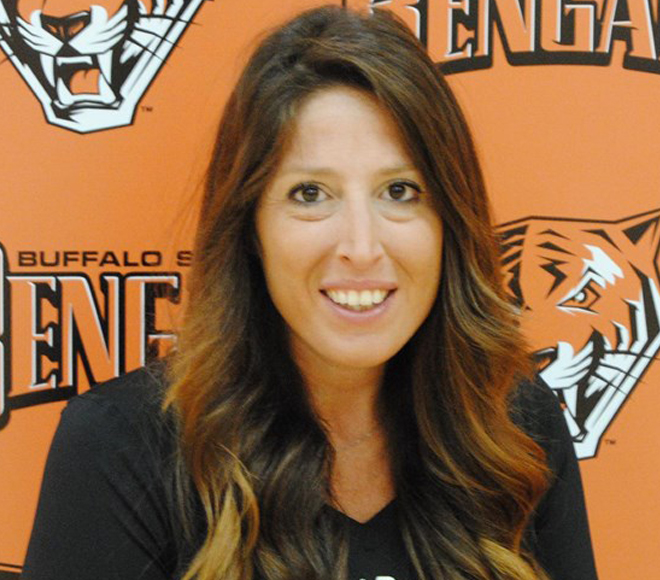 Roberts adds SWA, assistant AD roles to volleyball coaching duties at Buffalo State