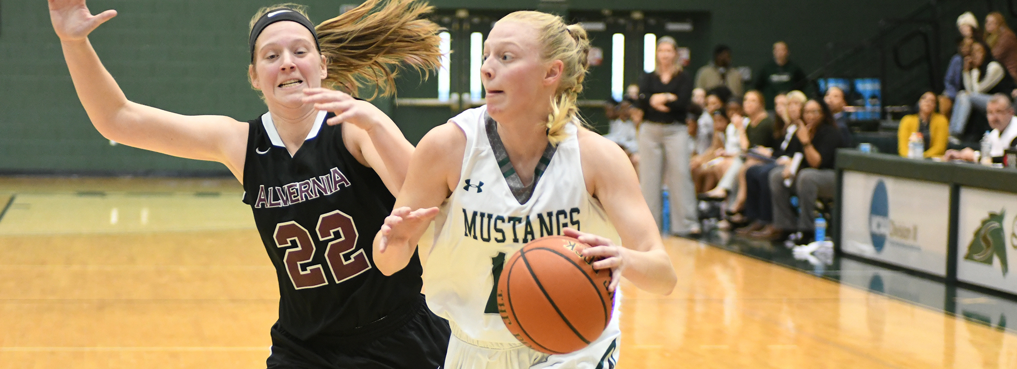 No. 22 Messiah Holds Off Second Half Mustang Challenge