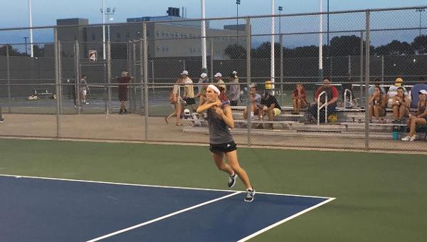 Women's Tennis Undefeated To Close Out Fall Season