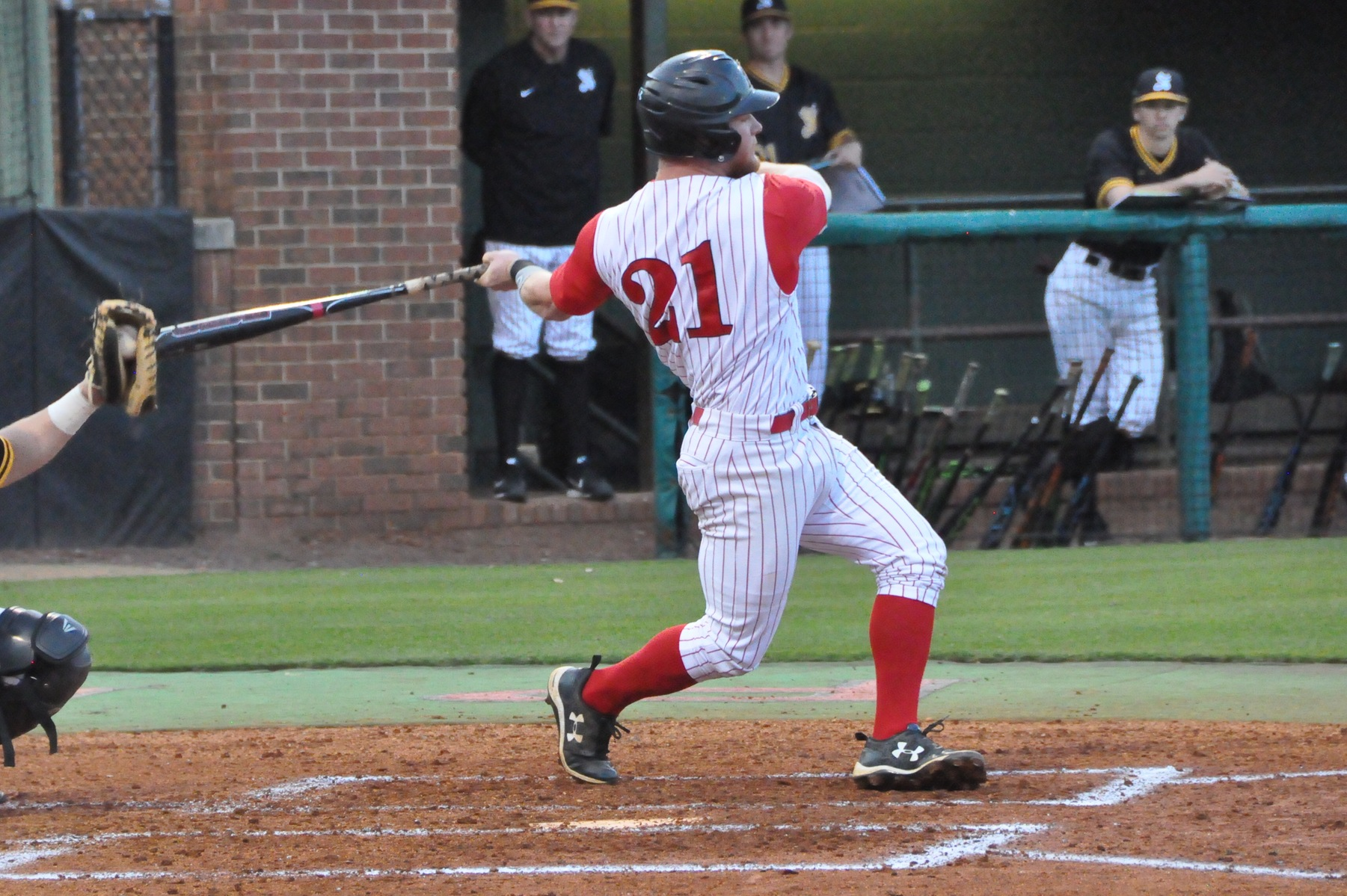 Baseball: Butcher, Swift power No. 2/3 Panthers to sweep of Methodist