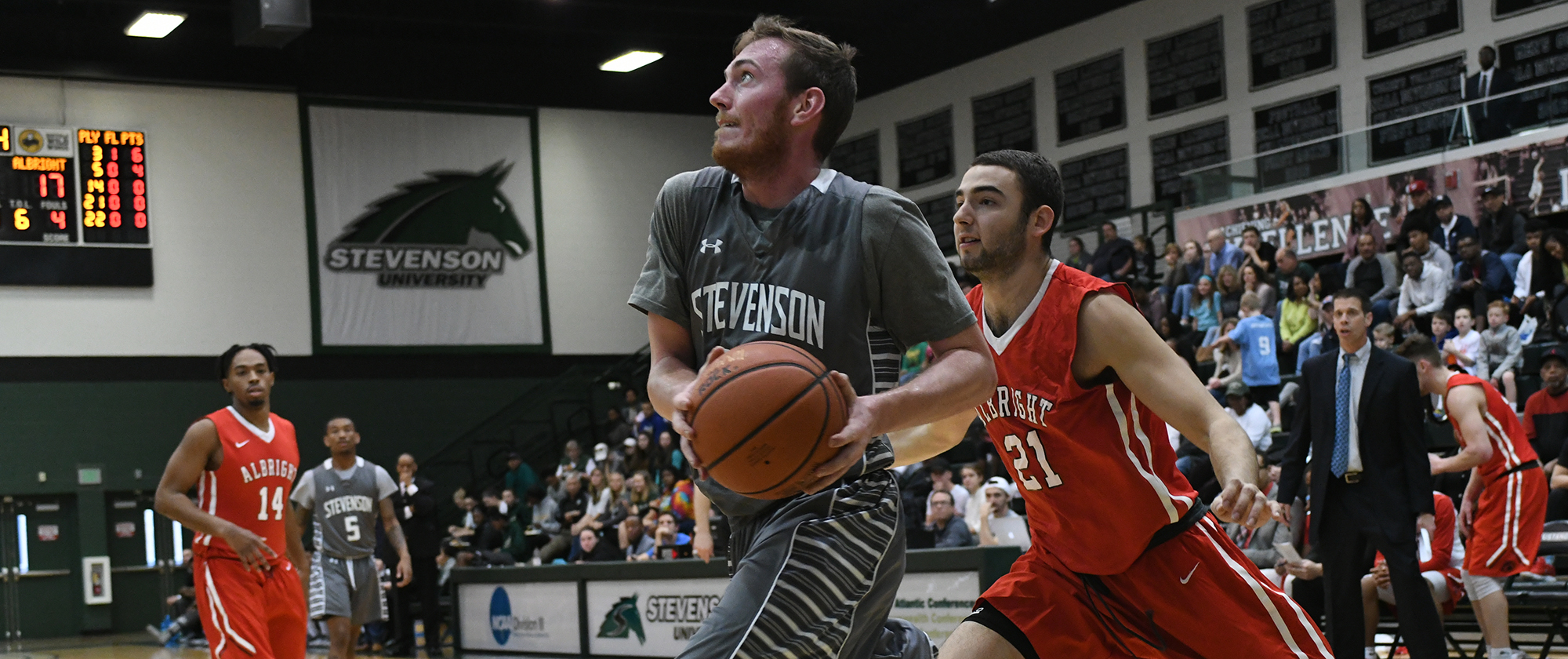 Men's Basketball Tips Off November 10
