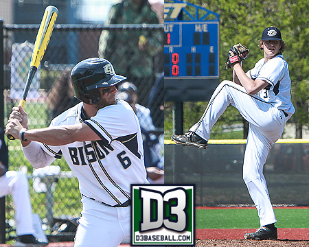 Gallaudet places two on D3baseball.com All-South region teams
