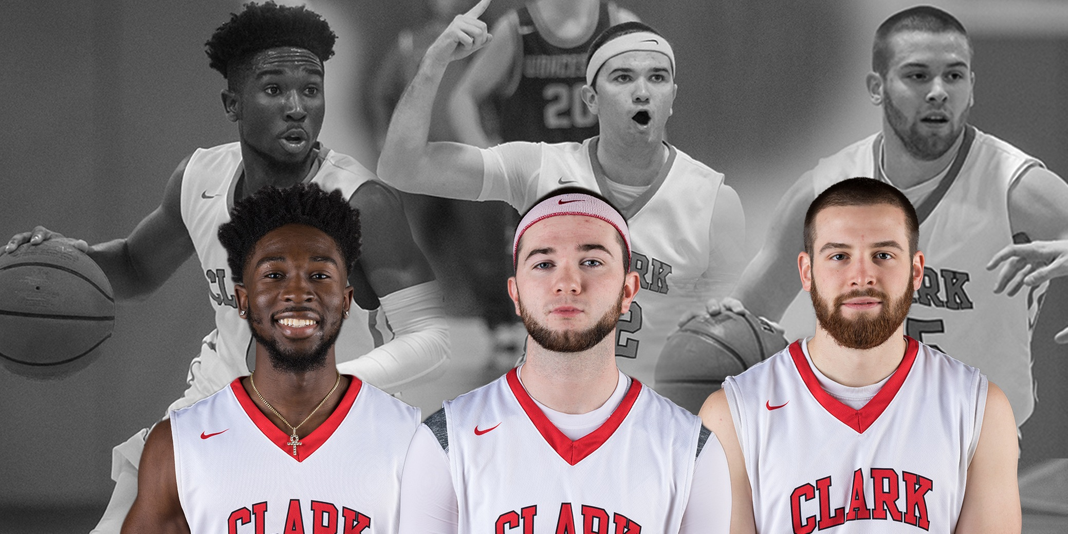 Tobin, Kittredge, Gayman Named as 2018-2019 Men's Basketball Captains