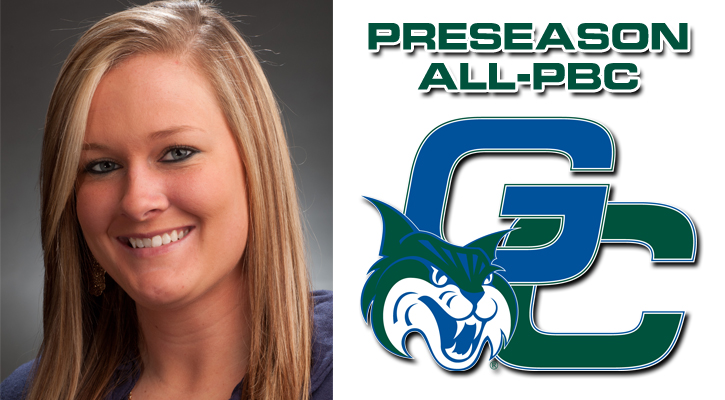 Burnett Named to All-PBC Preseason Team