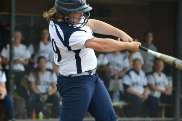 UMW Softball Falls at Catholic in Season Finale