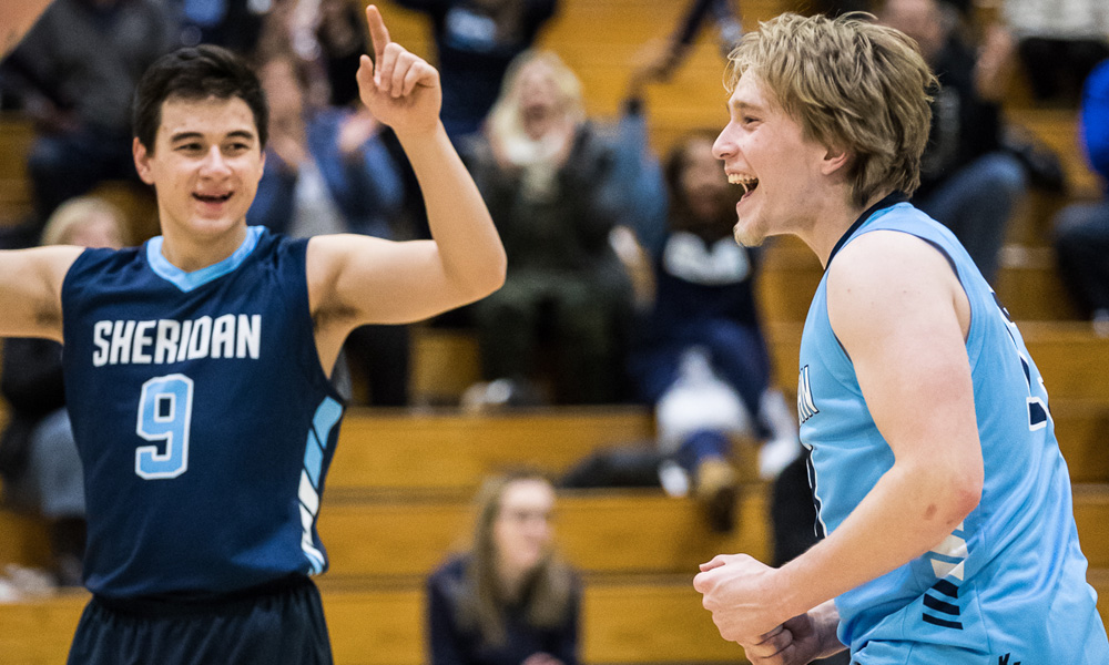 Men's volleyball advance to OCAA Championship with win over Canadore