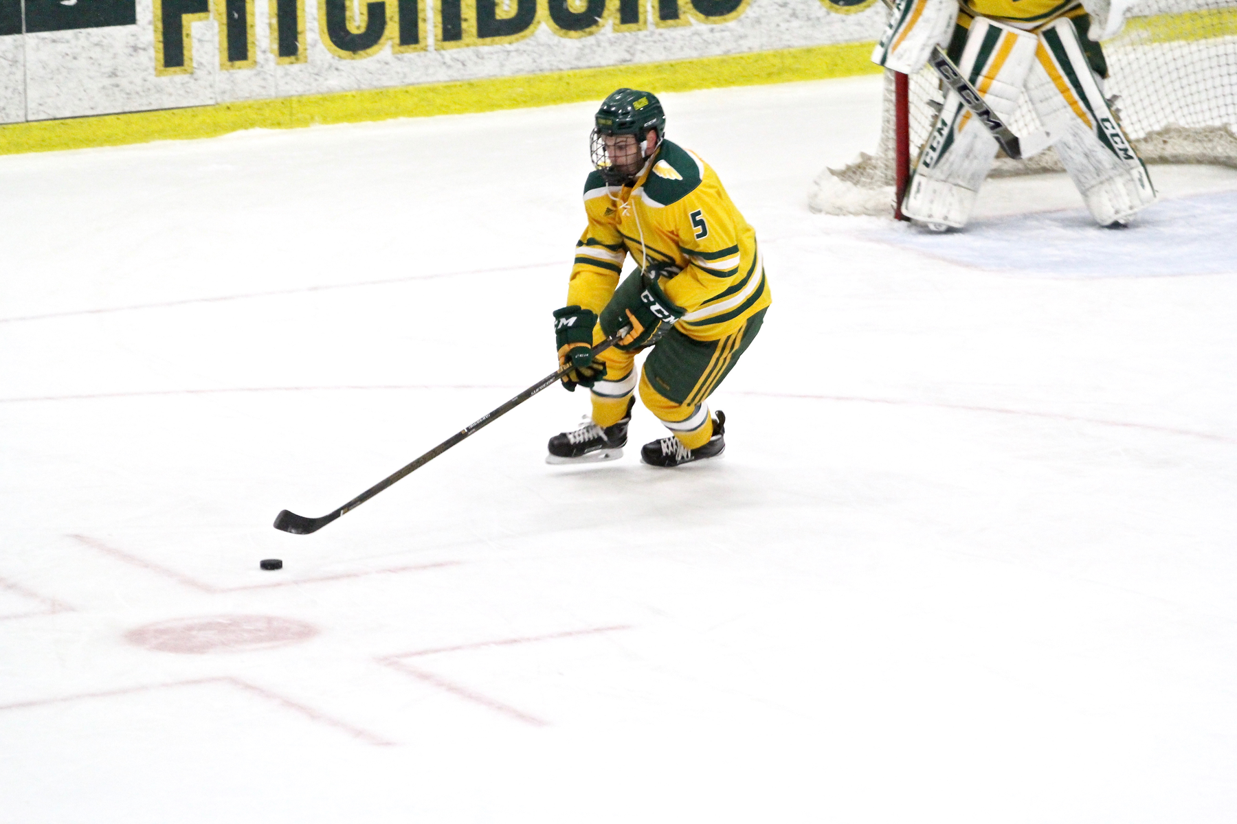 Fitchburg State Defeated By Worcester State, 5-2