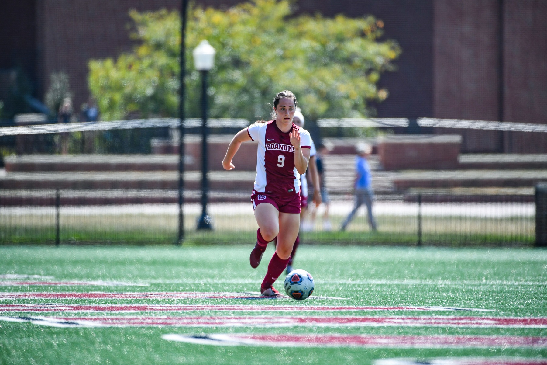 Roanoke earned a 1-0 ODAC road win at Guilford on Wednesday.