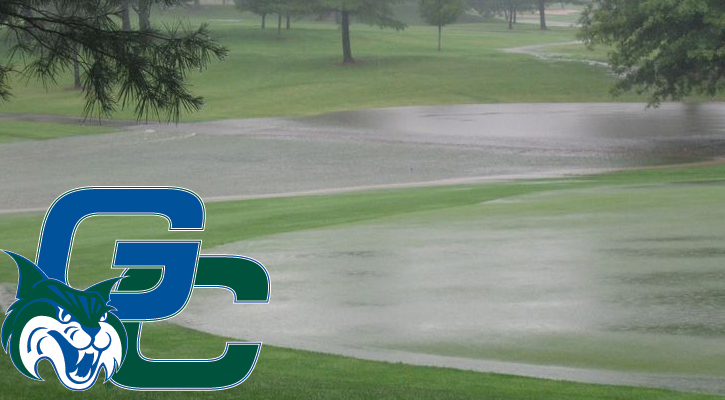 Rain Washes Out Pirate Invitational for #12 GC Golf