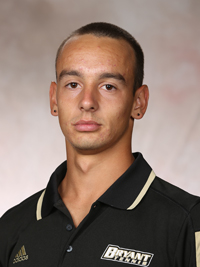 2014-15 Bryant University Men's Tennis Roster - Bryant University ... Douglas R. Shrewsbury