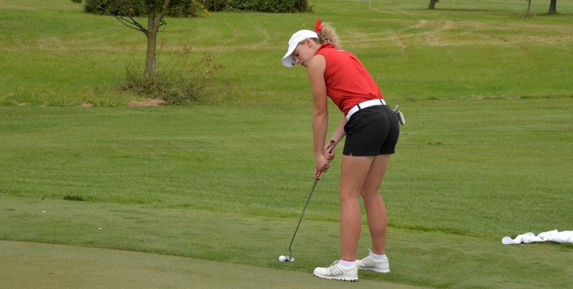 Coffman's 72 Leads SVSU Women on Day One of Beall Fall Classic