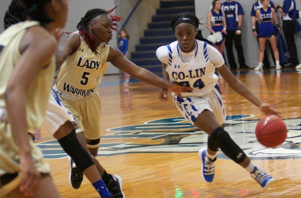 Co-Lin rolls by East Central, 70-60