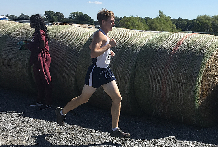 Men's Cross Country opens season at Salisbury