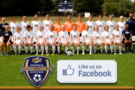 Women's Soccer launches Facebook page