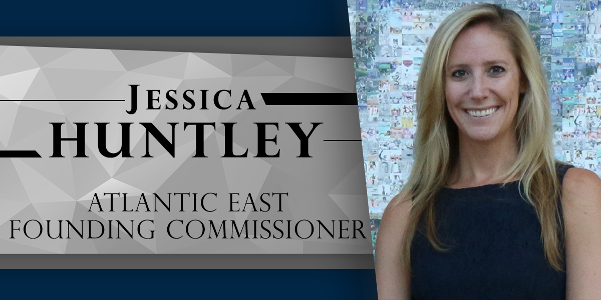 Huntley Named Atlantic East Conference Founding Commissioner