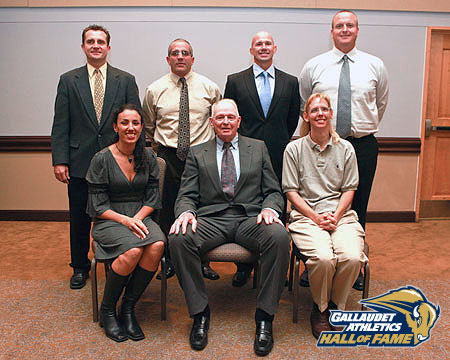 2009 GU Hall of Fame Class celebrated at Induction Ceremony