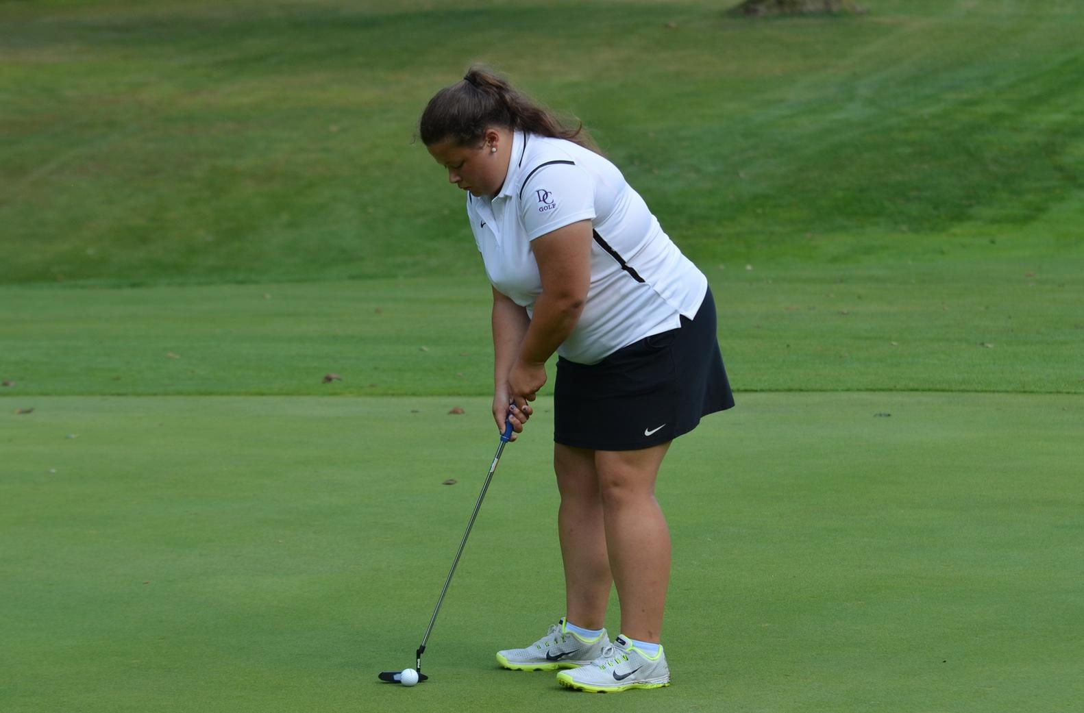 Defiance Shoots Season-Best at Home Invitational