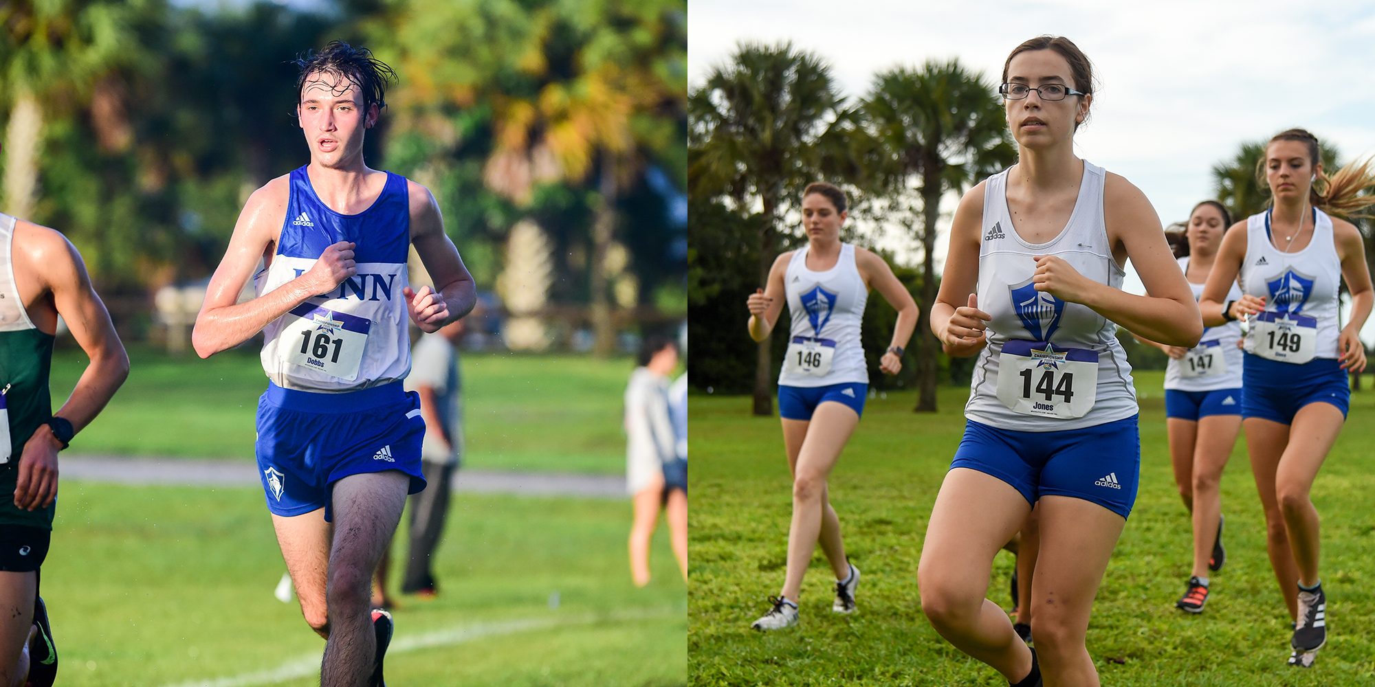 Cross Country Closes Out 2019 Campaign at NCAA South Regional
