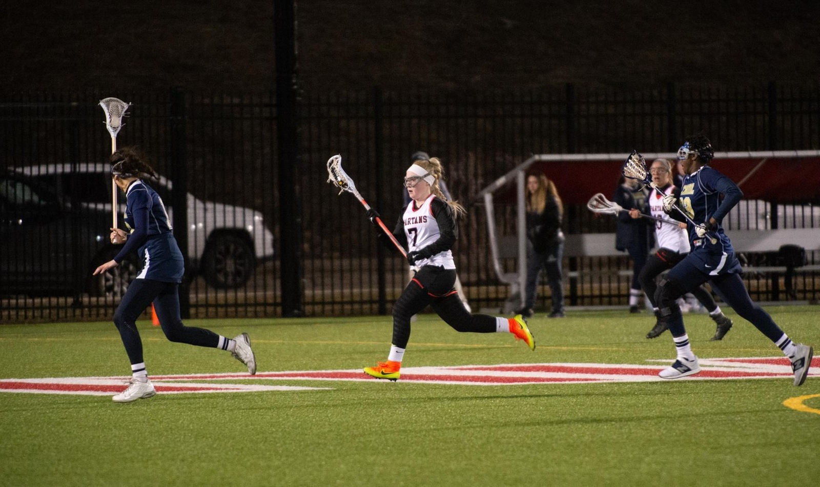 Win Over Lancaster Bible Gives Women's Lacrosse Second Conference Win