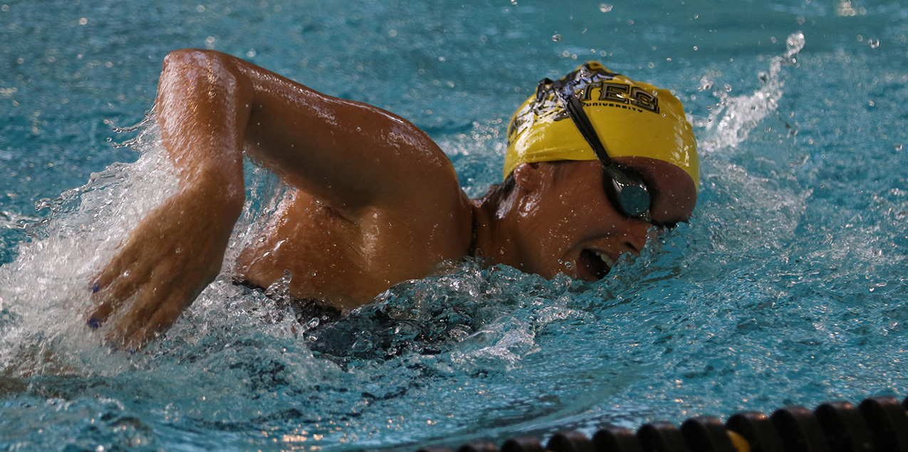 SCAC Women's Swimming & Diving Recap - Week Five