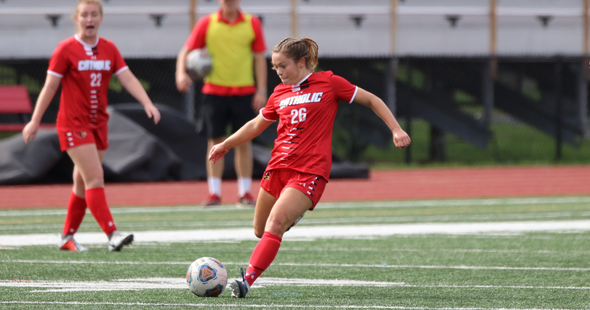 Cardinals Downed by River Hawks in Landmark Semifinal