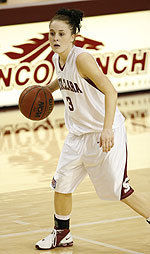 Santa Clara Women's Basketball Opens 2007-08 Season At Nevada