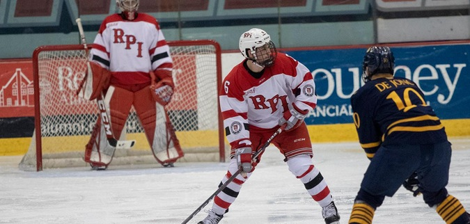 RPI edged late by No. 6 Quinnipiac