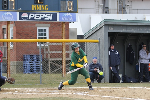 Mitchell softball rallies late to sweep Lyndon