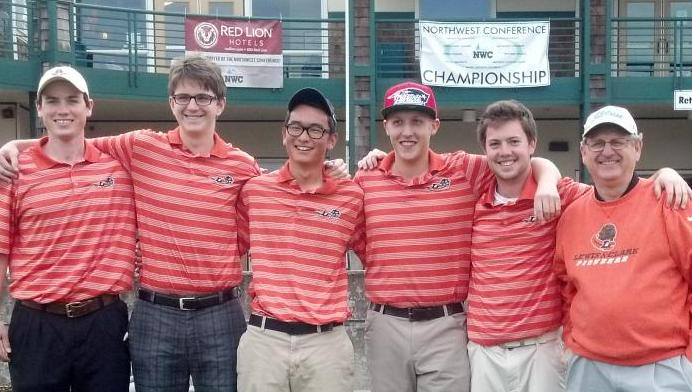 Men's Golf Finishes 6th at NWC Championship Tournament