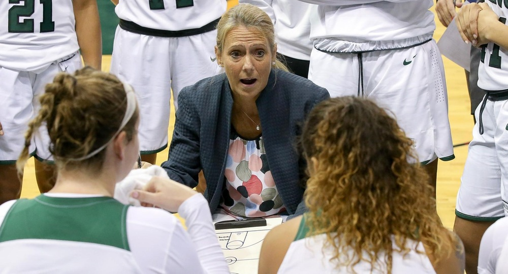 Women's Basketball Continues Roadswing At Nationally Ranked Green Bay