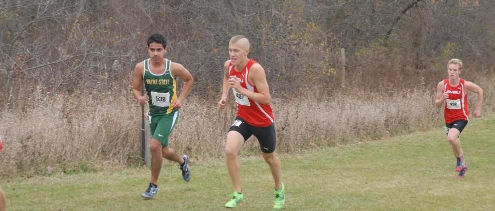 Cross Country Competes at Northwood and Lucian Rosa Invitationals