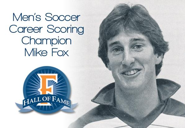 Hall of Fame Mike Fox