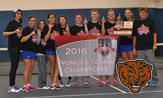 Women's Tennis, Oct 28 & 29