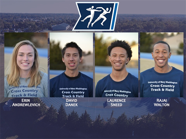 UMW Sends Four to NCAA Division III Outdoor Track & Field Championships