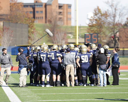 No. 25 Gallaudet is eighth in latest Lambert Meadowlands poll