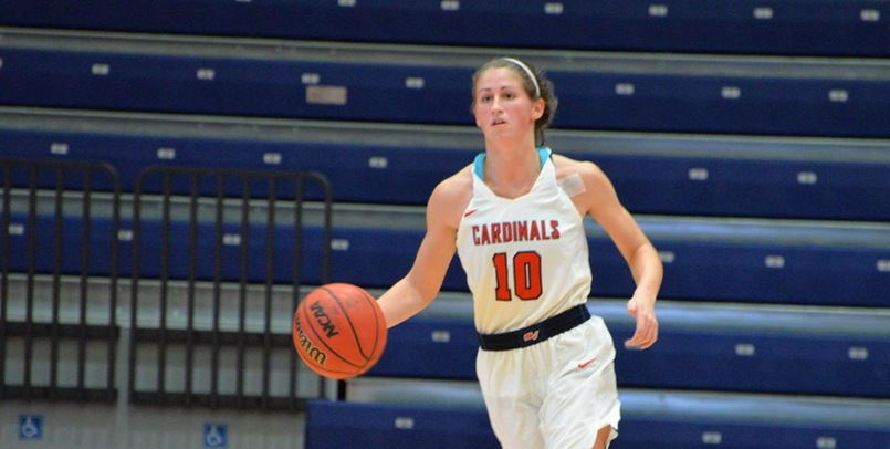Cardinals drop 67-62 contest to Northern Michigan in league action