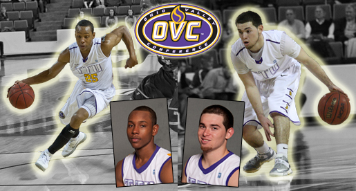 Golden Eagles Dillard, Samarrippas garner All-OVC selections