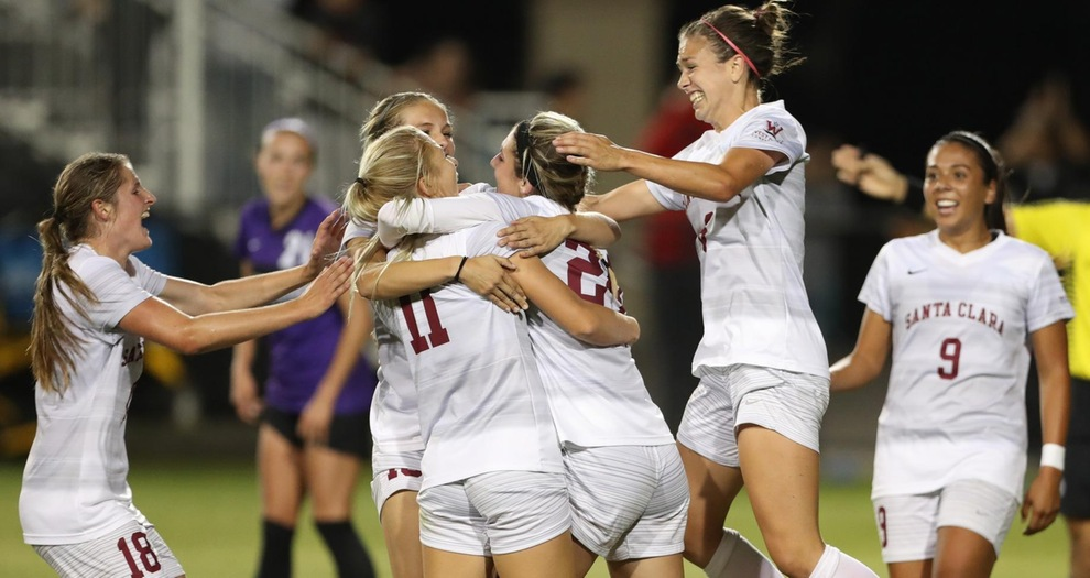 Quick Goals Lift No. 6 Women's Soccer 2-1 at San Diego in Overtime