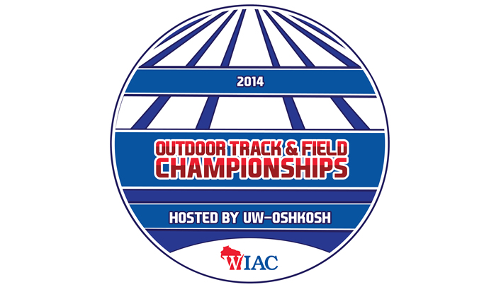 Outdoor Track & Field Teams Win Five Titles at WIAC Championship