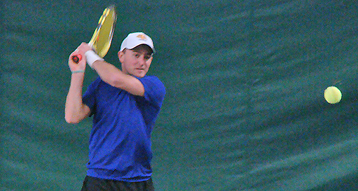 Golden Eagle tennis team plays at No. 58 Memphis Friday night