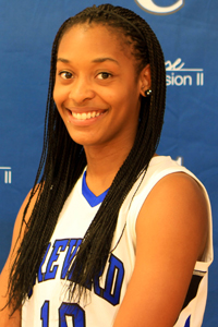 W. Basketball: Tempestt Mack