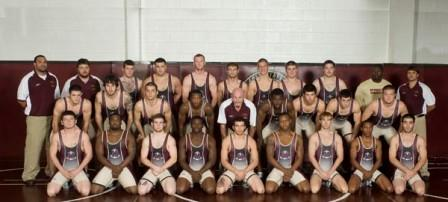 Wrestlers Win NCWA Mid-Atlantic Conference For 7th Straight Year
