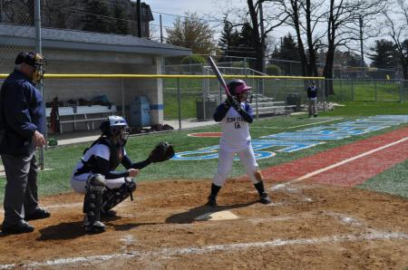 Softball Loses Two Conference Double-Headers