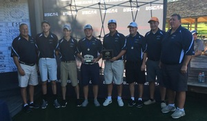 PSU DuBois Golf Team Captures PSUAC Championship