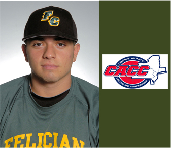 Paladino Named CACC Baseball Pitcher Of The Week