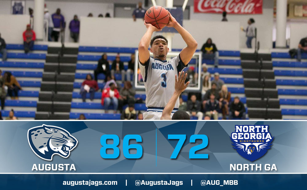 Metress Gets 300th Win In Augusta With 86-72 Victory Over UNG